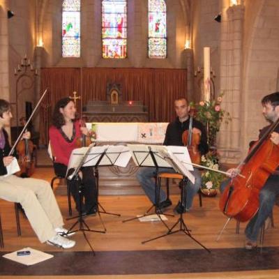 2007 Quatuor VOCE