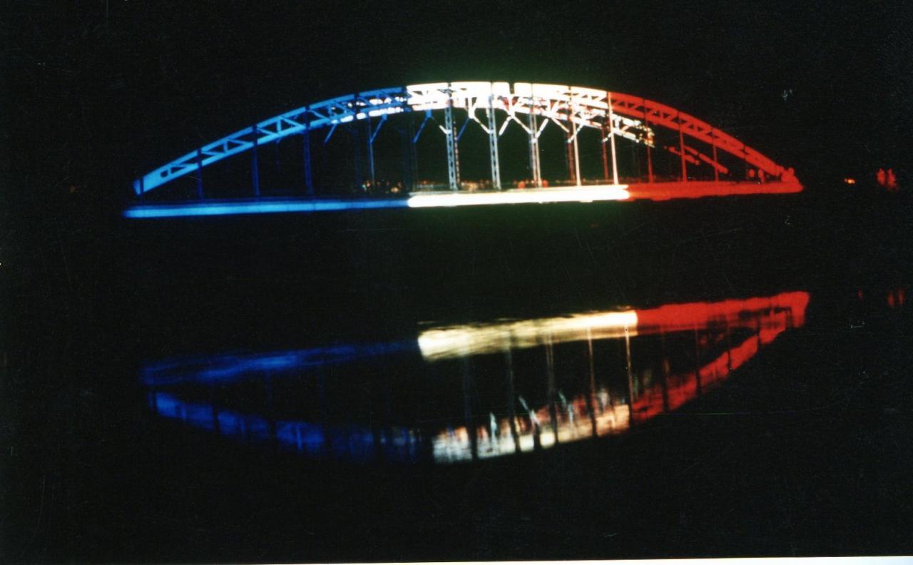 le pont en 1989