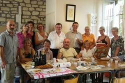 Groupe du mecredi - Année 2010/2011