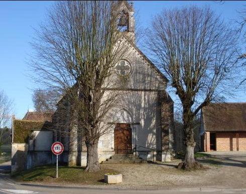Eglise de sougeres 2
