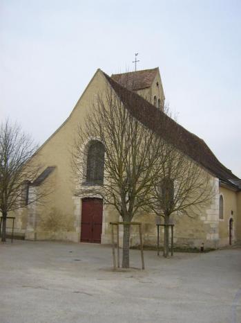 Eglise Saint-Cyr