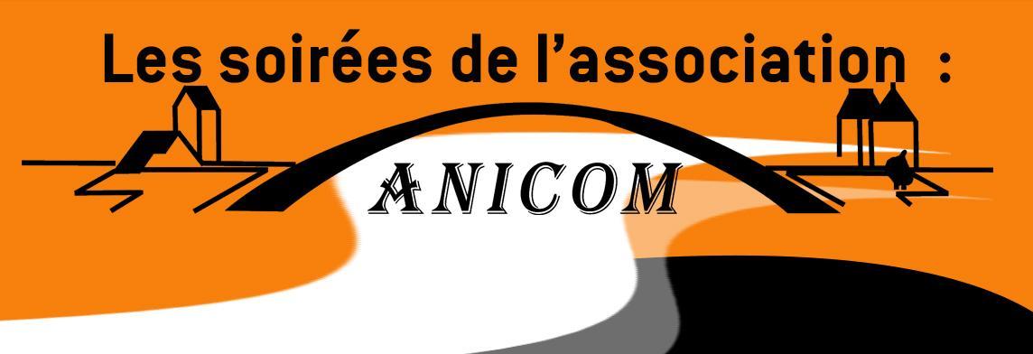 Logo les soirees anicom 1